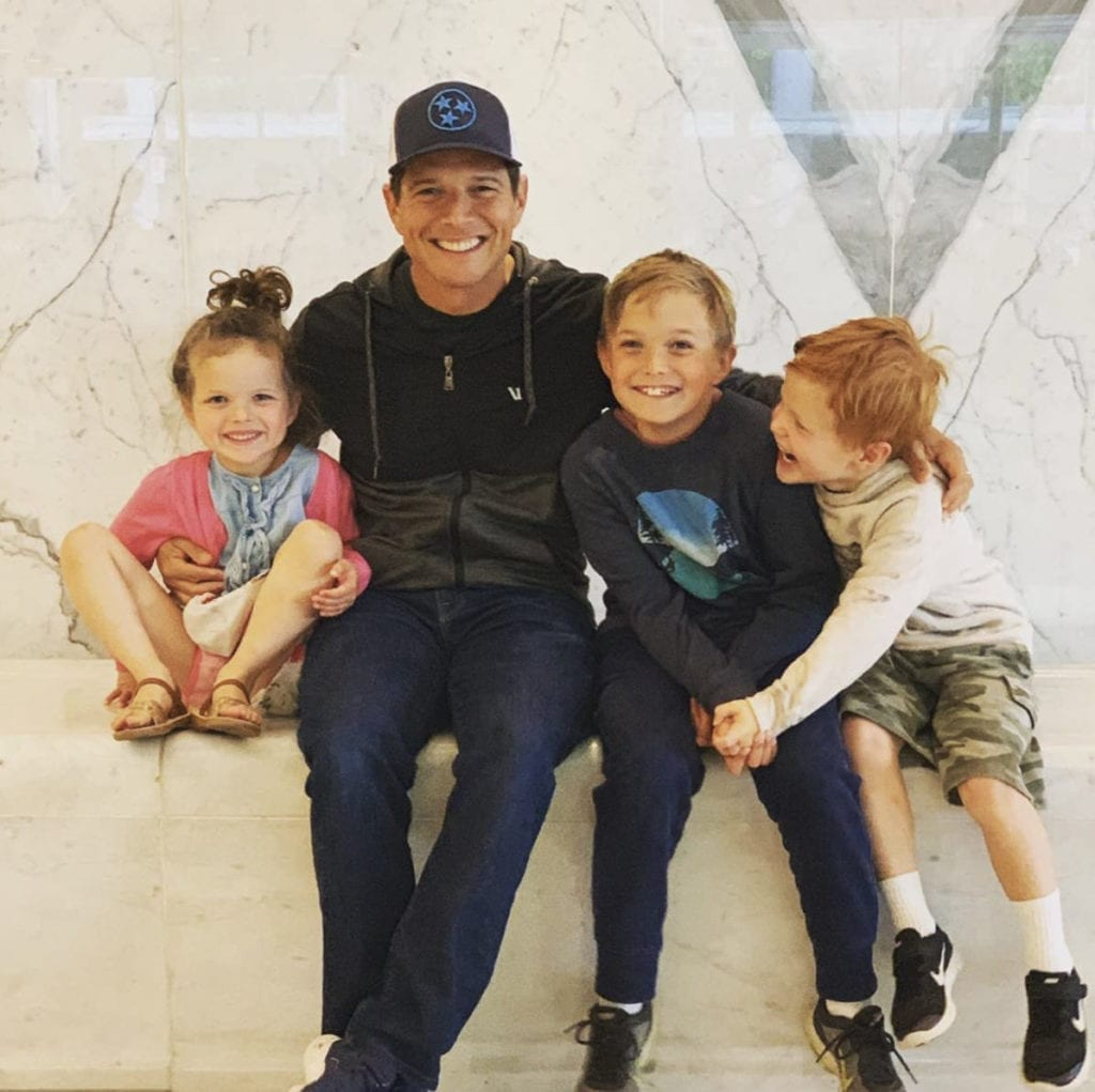 Scott and Kids